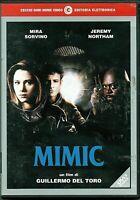 MIMIC (1997) un film di Guillermo del Toro - DVD EX NOLEGGIO - CECCHI GORI
