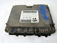 73500446 CENTRALINA INIEZIONE MOTORE FIAT PANDA VAN 1.1 40KW 3P B 5M (2001) RICA