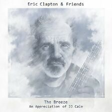 ERIC CLAPTON & FRIENDS - THE BREEZE - AN APPRECIATION: CD ALBUM (July 28th 2014)