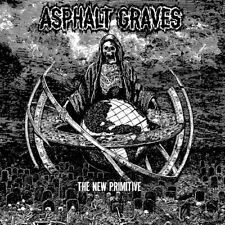 ASPHALT GRAVES - Thew New Primitive CD MISERY INDEX DYING FETUS TERRORIZER