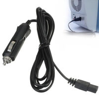 DC 12V 2 Pin Connection Lead Cable Plug Wire For Car Cooler Cool Box Mini Fridge