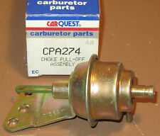 CARB CHOKE PULL-OFF ASSY -fits 81-87 Buick Chevy Olds Pontiac - CarQuest CPA274