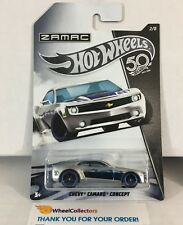 Chevy Camaro Concept * Zamac * 2018 Hot Wheels * C18