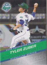 2018 Lexington Legends Tyler Zuber RC Rookie Kansas City Royals