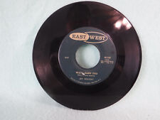 Jay Holliday, Wang Dang Doo / Tell Me Why,1957 East West 45-102 Rockabilly