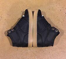 Osiris Nyc 83 VLC DCN Size 5.5 US Black Copper BMX DC Skate Shoes Sneakers