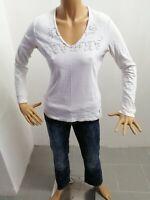 Maglia ARMANI JEANS donna taglia size 42 sweater pull woman P 6222