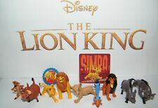 Disney The Lion King Movie Party Favors 12 Set with 10 Figures LK Ring & Sticker