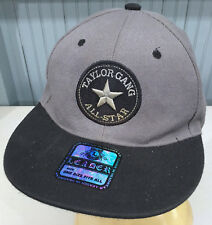 Taylor Taylorgang Gang All Star Snapback Baseball Cap Hat