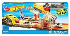 Hot Wheels Bulldoze Blast Set voitures action course automobile pour les enfants