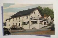 Ansichtskarte  Fichtelgebirge Ober- Warmensteinach 1965 Gasthaus Goldener Stern