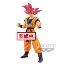 Lizenzierte Dragonball Super Figur Cyokuku Buyuden SSG Son Goku Gott God