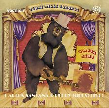 Buddy Miles: Booger Bear & Carlos Santana and Buddy Miles: Live! -SACD Multi-ch