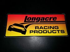 Longacre Racing Products Decals