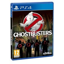 Ps4 gioco GHOSTBUSTERS Merce Nuova