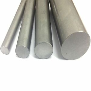 Mild Steel Round Bar /Rod - EN1A - 3mm to 60mm Diameters - Lengths up to 2000mm