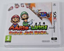 Mario and Luigi: Paper Jam Bros Nintendo 3DS/2ds/ds Brand new and sealed