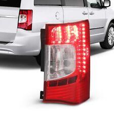 11-16 Chrysler Town&Country [Right Passenger Side] RED LED Tail Light Brake Lamp