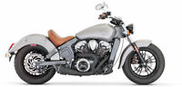 Freedom Performance Combat 2-1 Shorty Exhaust Black IN00085