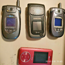Lot Of Cellphones 4, 3 LG 1 Samsung, PARTS OR REPAIR