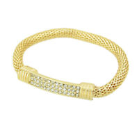 NEW Stretch Pave Crystal Bracelet