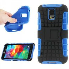 HYBRIDE HOUSSE PROTECTION SILICONE TPU pour Samsung Galaxy S5 Case accessoires