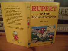 RUPERT AND THE ENCHANTED PRINCESS - RUPERT LITTLE BEAR LIBRARY No. 3
