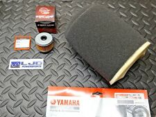 YAMAHA YFZ 450 2012–2013 Tune Up Kit OEM GENUINE Air Filter w/ TUSK Oil Filter