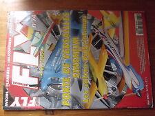 $$8 Revue Fly International N°74 Plan encarte Hirondelle  Fokker DVII  Corsair