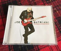 Joe Satriani Black Swans And Wormhole Wizards CD Come Nuovo 2010