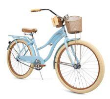 Brand New Huffy Nel Lusso Women's Cruiser Bike Blue