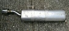 Genuine PEUGEOT 307 CC (3B) 2.0 136HP 140HP 2003- Exhaust Rear Silencer 1726QY