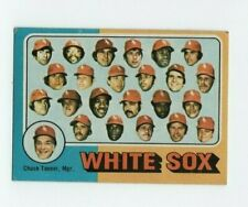 1975 TOPPS CHIGAGO WHITE SOX TEAM PICTURE #276 (UNMARKED)