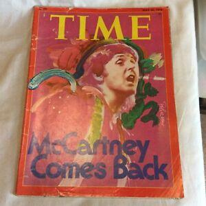 paul mccartney time magazine 1976