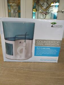 Toilettree Countertop Oral Irrigator Bnib