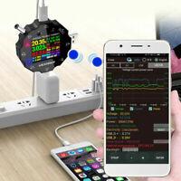 USB3.0 Tester DC Digital Voltmeter Ammeter Current Voltage Meter Monitor Testing