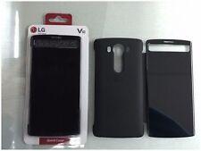 Genuine Original LG Black Quick Window View Flip Protective Cover For LG V10
