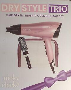 Nicky Clark hair dryer kit
