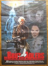 Filmplakat / movie poster  EA  A1  Die Brut des Adlers / A Breed Apart