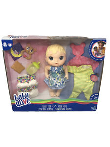 Baby Alive Ready for Bed