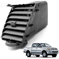 Fit Toyota Hilux Vigo Mk6 SR5 05 - 14 Air Vent Ventilator Grille Grey Center LH