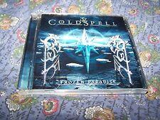 Coldspell - Frozen Paradise CD Swedish Hard Rock 2013