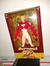 "1999 Wildstorm Gen 13 Burnout 12"" Comic Book Superhero Action Figure NIB"