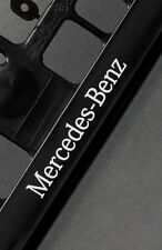 2 x Mercedes Kennzeichenhalter Nummernschildhalter