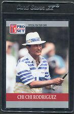 1990 Pro Set Golf Chi Chi Rodriguez #86 Mint