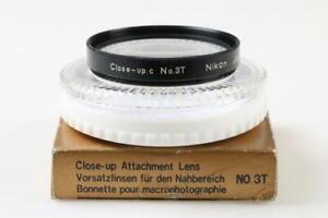 NIKON Close-up Nahlinse No.3T - 52mm