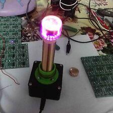 dc 12V tesla coil Teaching experiment Wireless power transfer Transmission DIY