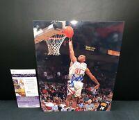 DEQUAN JONES OHIO STATE BUCKEYES BASKETBALL SIGNED 8X10 PHOTO W/JSA COA