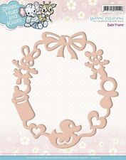 Yvonne Creations Smiles Hugs & Kisses Baby Frame Cutting Die Ycd10018
