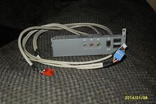 USB Fire Wire and Sound Front Panel for HP Pavilion A1203W  A1000